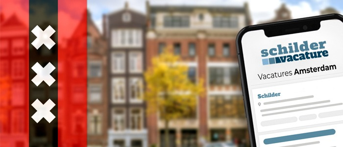 SchilderVacature.nl - De beste schilder vacatures in en rondom Amsterdam
