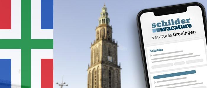 SchilderVacature.nl - De beste schilder vacatures in en rondom Groningen